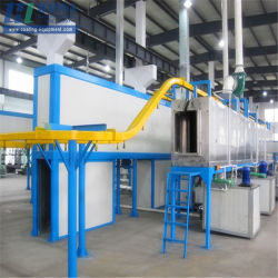 Automatisiertes Puder-Anstrichsystem/glühen Ofen-Lack-Stand/Möbel-Spray-Stand