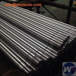 Los tubos de acero del cilindro de laminación en caliente para botella de gas GNC