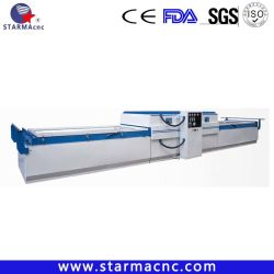 2500*1300 мм Деревообработка вакуумный Мембранный пресс машины пленки для ламинирования машины