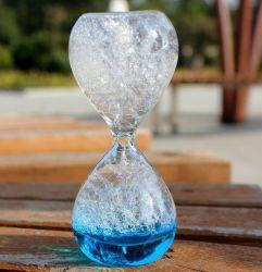 Comercio al por mayor de San Valentín Día de la burbuja de cristal Sandglass Arena