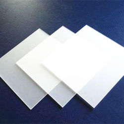 Anti-Scratch acrílico fosco folha plástica de instrumentos 3mm fosco) Folha de acrílico