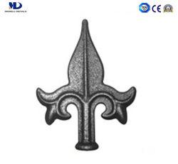 高品質のOrnamentalは錬鉄のやりヘッドを分ける