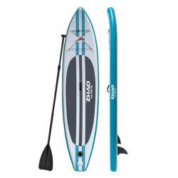 水波のスポーツはかいサーフボードの膨脹可能なボードを立てる