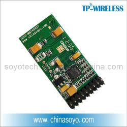 Micrófono inalámbrico digital RF Module (Módulo receptor transmisor de audio)