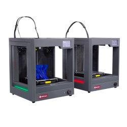 Promotion bon marché de bricolage de haute précision de buse simple imprimante 3D de bureau