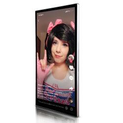 جهاز تلفزيون LCD يبث بث مباشر بحجم 32 بوصة وواجهة صوت USB مقاس 43 بوصة
