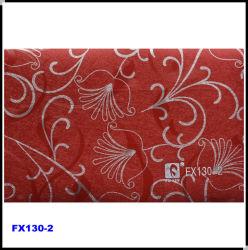 Película de PVC decorativos con patrones de flores (FX130-2)