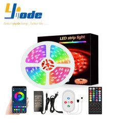 5-24V IR 40 clés+4touches musique à distance Bluetooth contrôleur pour le Strip Light LED RVB