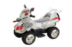 Vier Rad-Kind-elektrisches Motorrad