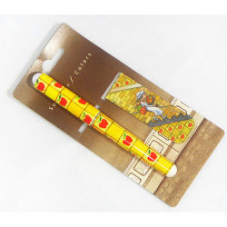 Segnalibro magnetico promozionale, in carta d'arte DA 157 GSM