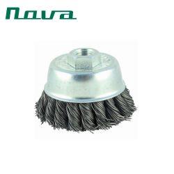Le meilleur outil de nettoyage de roue de fil détaillant Woolies mondiale de la brosse