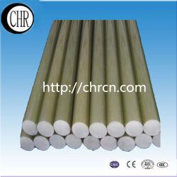 Tige en fibre de verre époxy tissu laminé 3841
