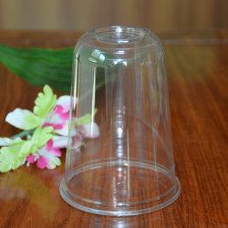 Eiscreme-Haustier-Cup des Plastikwegwerfwasser-12oz kaltes trinkendes