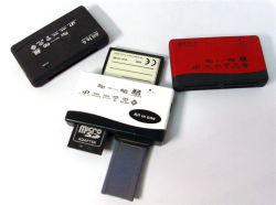 Nuevo producto portátil todo en un Multilector de tarjetas