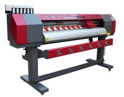 Máquina de impresión de inyección de tinta, 4 de la pared de la impresora de inyección de tinta de color