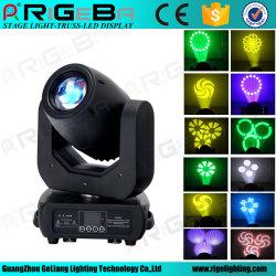 Weißer LED Punkt-bewegliches Hauptstadiums-Licht der Qualitäts-150W