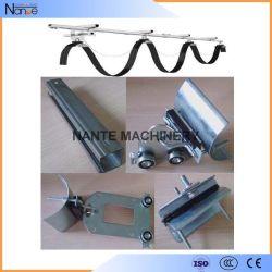 Sistema de cable de la pista C de la alta calidad del festoon del carro para la venta
