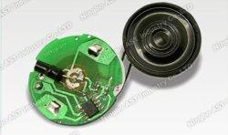 Módulo de som para cartões comemorativos, Módulo de Vocal, chip de som, Módulo de Voz com interruptor de Esferas