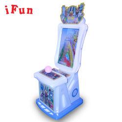Ifun Park Coin Pusher métro Parkour contrôlée du manche à balai de l'amusement des machines de jeu