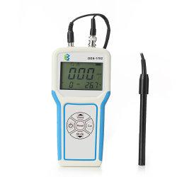 Equipo portátil de detección de agua de temperatura de conductividad EC TDS