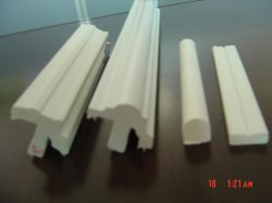 Profil PVC mousse