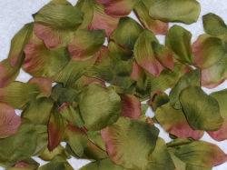 Touche naturelle de la soie des pétales de fleurs artificielles Pétale de Rose