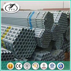 Matériau du tuyau en acier galvanisé pré Q235
