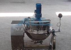 Het elektrische het Verwarmen Overhellende Kooktoestel van de Ketel Jaketed zonder Mixer