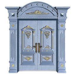 Porta de segurança de moda Solid 10cm porta exterior de porta não padrão