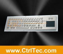 Het Toetsenbord van de kiosk met het Stootkussen van de Aanraking (ct-S392TP)