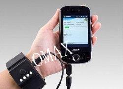 Аккумуляторная батарея питания Wristwatch Банка с маркировкой CE и FCC. RoHS