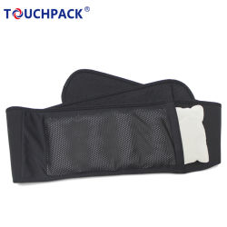 Logo imprimé Hot Cold Gel Pack / compresse froide Gel sac de glace Sport Sacs thermique Congelés de refroidissement