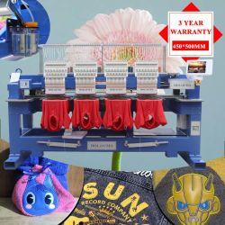 3 ans de garantie de qualité ! ! ! Tajima Brother Japan utilisé Machine à broder de qualité le prix des pièces 4 chefs 15 aiguilles multi fonction