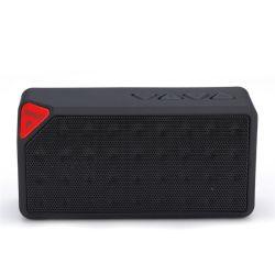 Mini beweglicher drahtloser im Freien nachladbarer StereoBluetooth Lautsprecher mit Platte-Spieler der TF-Karten-U