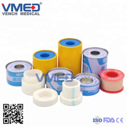 Adhésif médical plâtre/ oxyde de zinc adhésive Bande de tissu de plâtre, de chirurgie/Bandages étanche