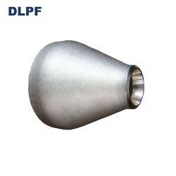 Buttwelding Reductor de montaje del tubo de acero sin costura