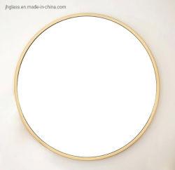 24 '' 32 de zwarte Witte Gouden Spiegel van het Metaal van de Muur '' Decoratieve rond Frame