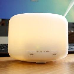 L'Aromathérapie diffuseur d'huile essentielle de l'humidificateur le décor des chambres avec 4 réglages de minuterie de l'éclairage