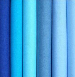 per il filato della camicia degli uomini prodotto intessuto tinto 100% del cotone