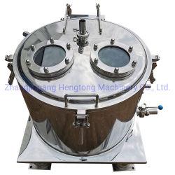 De Extractie van de Olie van de hennep centrifugeert Machine