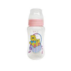 12 унций PC широким горлышком пластиковые бутылочка для кормления малыша