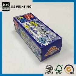 Pleine couleur Art pliage de papier non couché Emballage