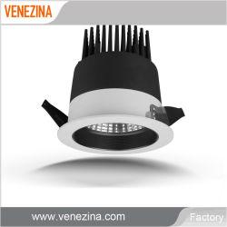 内部LEDの照明製造の防水IP44 LEDによって引込められる天井灯のクリー族の穂軸LED Downlight