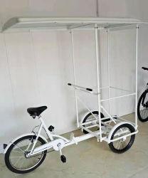 Venda bem barato triciclo Rickshaw Aluguer de três rodas
