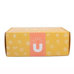 Le design de mode Taille personnalisée Prix de gros emballages papier Box