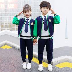 Disegni primari dell'uniforme scolastico di usura di sport delle tute sportive del banco