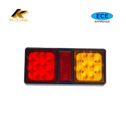 Легких грузовиков задние фонари светодиодный задний габаритный фонарь комбинированный индикатор задних фонарей освещения погрузчика