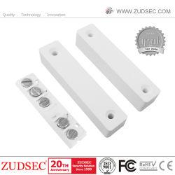 Alarme de Intrusão/Magnético de Porta/Janela/Magnética do interruptor magnético da porta com fio