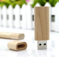 목재 USB 플래시 드라이브 8GB 16GB 디스크 우드 USB