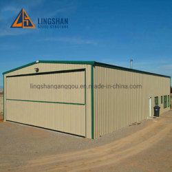 L'aluminium et zinc signes Structure en acier de construction de profil